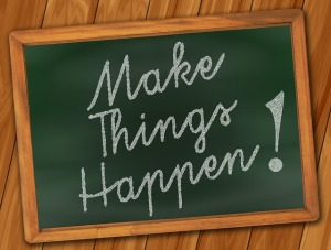 makethingshappen