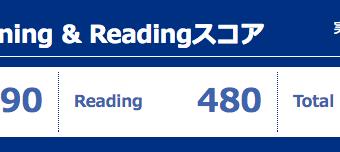 第215回 #TOEIC Listening & Reading 公開テスト結果(速報)